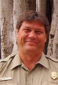 David Dearth, Park Manager